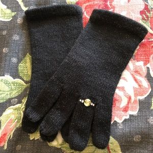 Womens Juicy Couture gloves